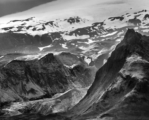 Pejzaż Islandia góry Arkadiusz Makowski
