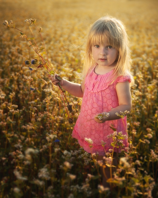 portret dziecięcy Arkadiusz Makowski